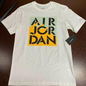 Air Jordan CU1976100 Short Sleeve Pullover T Shirt